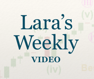 Lara's Weekly - Elliott Wave and Technical Analysis of S&P500 and Gold and US Oil - Video - 13th July, 2018