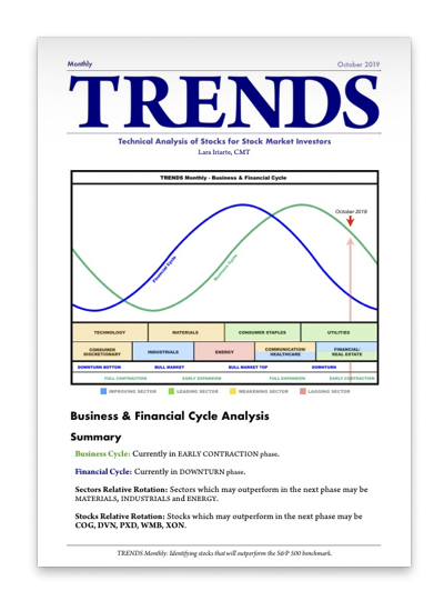 TRENDS Monthly - October 2019