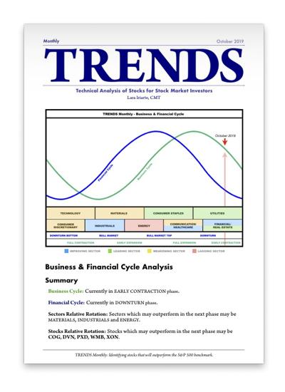 TRENDS Monthly - October 2019