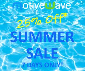 MotiveWave Software – 25% Off Summer Sale