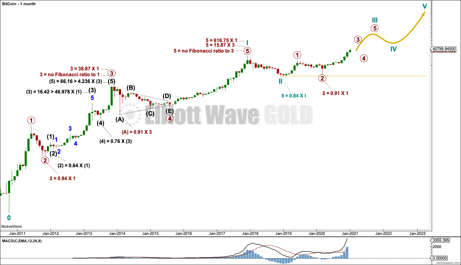 Bitcoin Monthly 2021